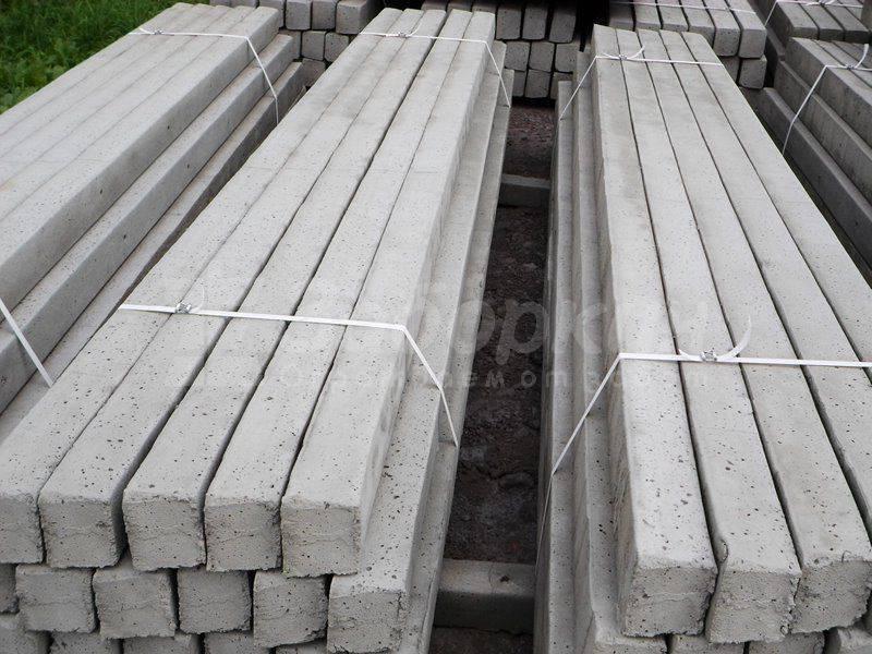 Купить столбы из бетона для забора цена купить бетон тюмень